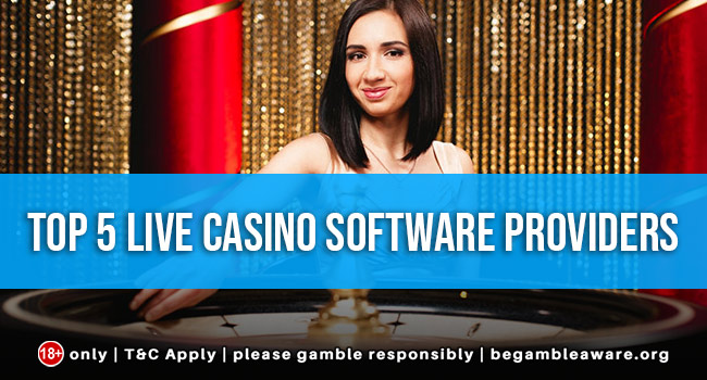 Experience Live Casino Like Never Before With The Top Gaming Provider